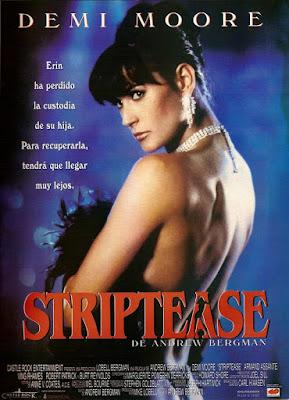 Striptease 1996 DVD R1 NTSC Latino