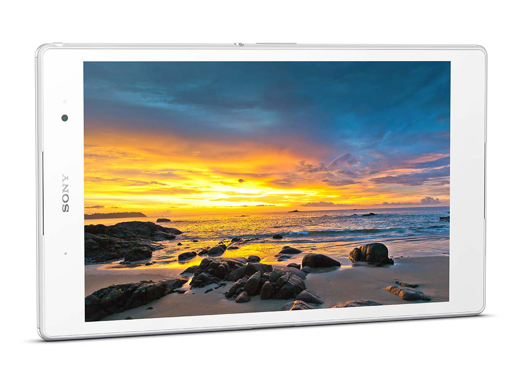 Sony Xperia Z3 Tablet Compact, A Lightweight Waterproof Tablet, Launched In The Philippines