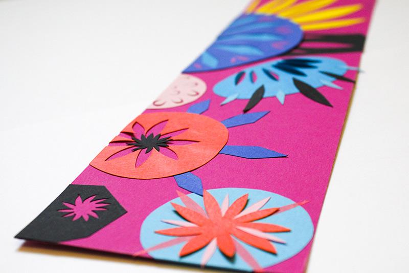 recherche papier motifs floraux