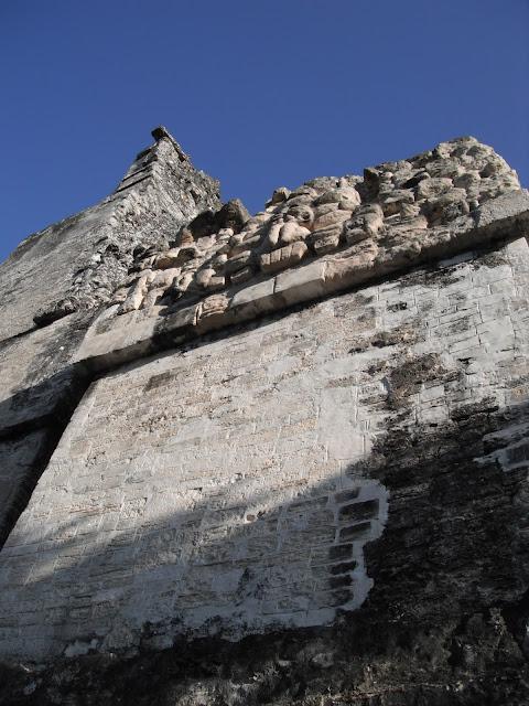Tikal National Park Guatemala Mayan ruins temple pyramid