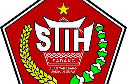 Pendaftaran Mahasiswa Baru (STIH-Padang) 2021-2022
