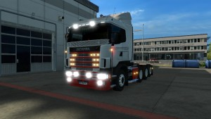 Scania 4 Series Addons Pack 2.1 for Scania RJL