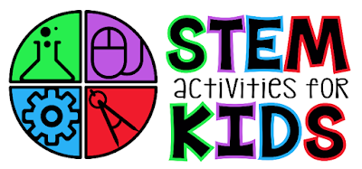 STEM Activities for Kids: A Collaborative blog featuring all things STEM! Created and written by a group of STEM and Science teachers!