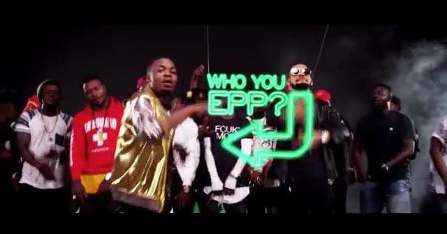 Olamide ft. Wande Coal, Phyno - Who You Epp
