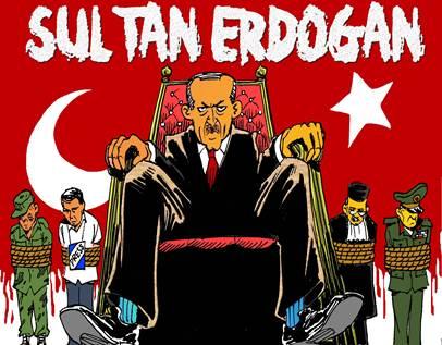 2017: Τα Βατερλώ του Ερντογάν