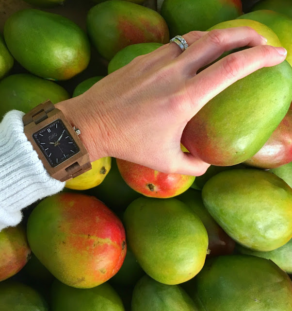 Farmers' Market Fashion with Jord Wood Watches | www.jacolynmurphy.com