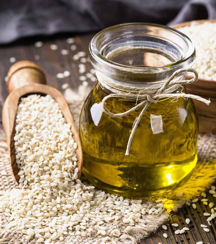 Susamovo ulje za kosu, lice i zdravlje