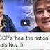 Panibagong Plano ng CBCP at CHR, Tinuldokan ni Duterte sa Kanyang Speech