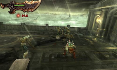 Game PPSSPP Terbaik God of War