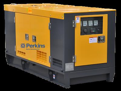 Perkins 30kva 404D-22TG