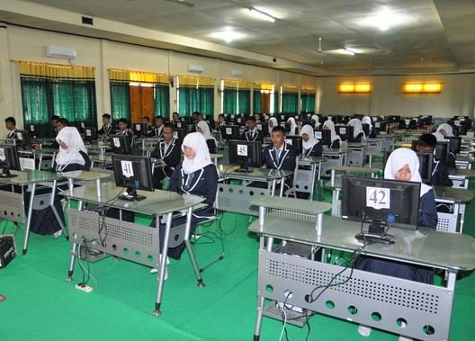 Ujian Nasional Berbasis Komputer (UNBK) SMP/MTs, SMA/MA, dan SMK  2016
