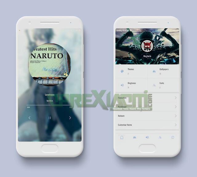 Download Tema Sao Blue Mtz Full Mod Tembus Terbaru