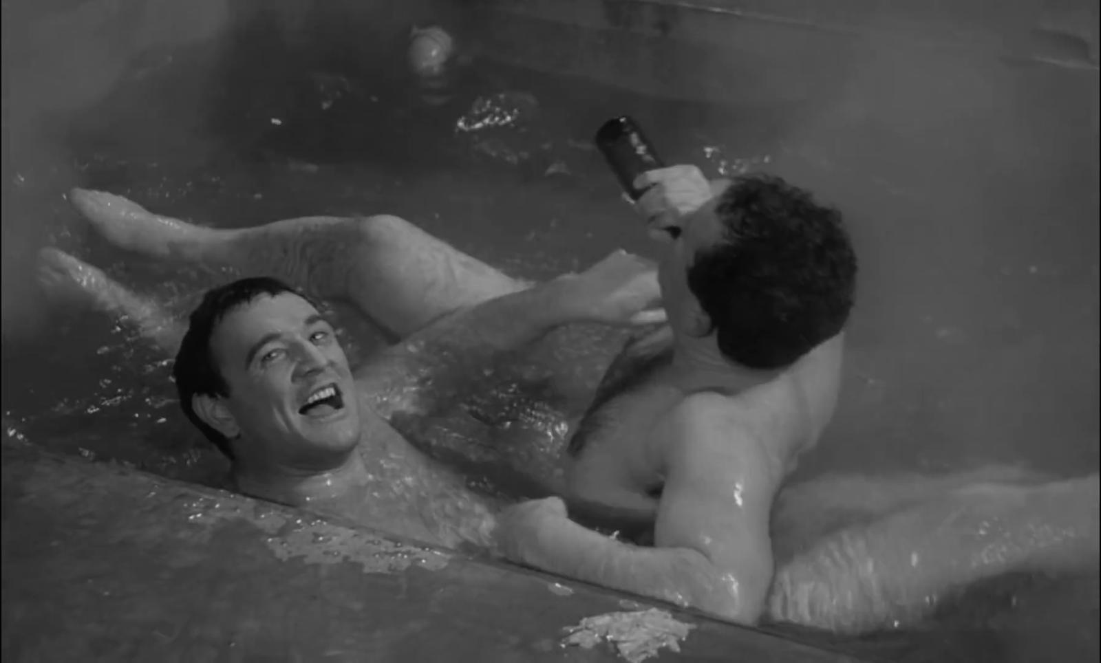 Naked Man In Shower  Hot Girl Hd Wallpaper-7003
