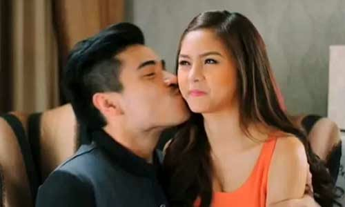 Actress Kim Chiu and actor Xian Lim are together again in their third time team-up on the big screen. You can now watch them on the full trailer of the Star Cinema movie 'Past Tense.'