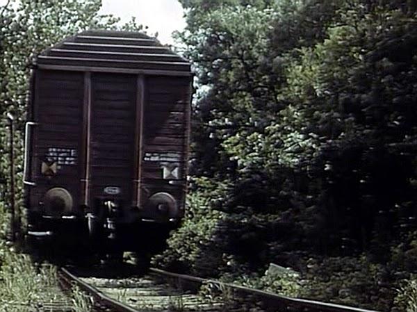 wagon towarowy film polski