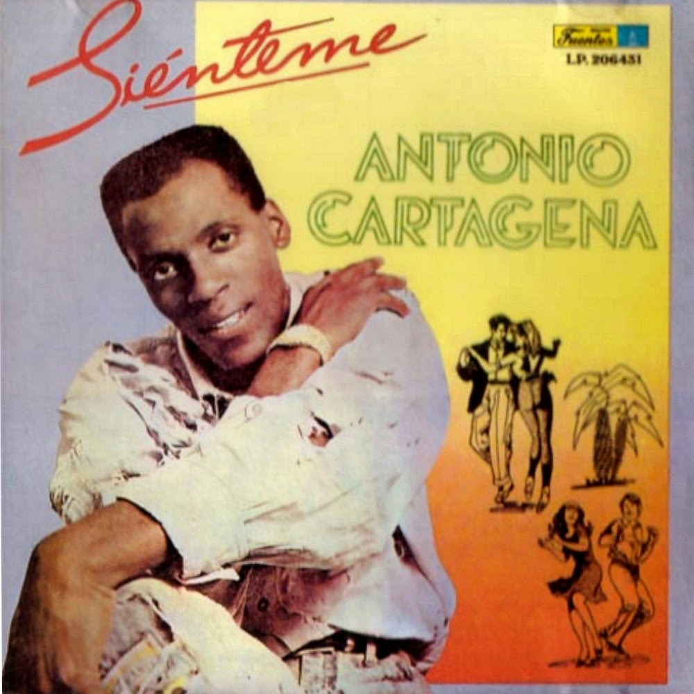 SIENTEME - ANTONIO CARTAGENA (1992)