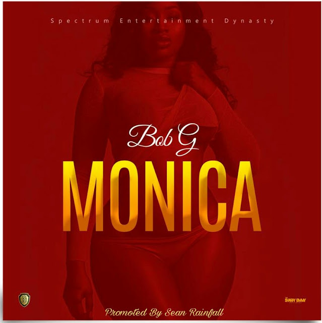 - Monica 2BArtwork - MUSIC: BobG – Monica   @iam_bobg #MonicaByBobG