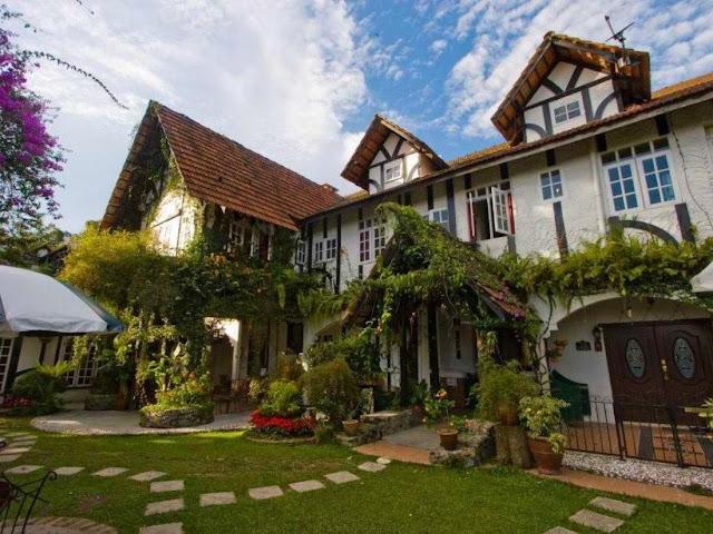Hotel menarik percutian keluarga Cameron Highlands