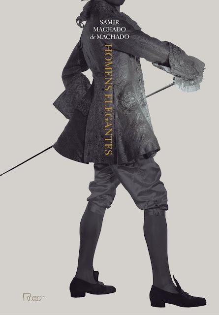 Homens elegantes - Samir Machado de Machado