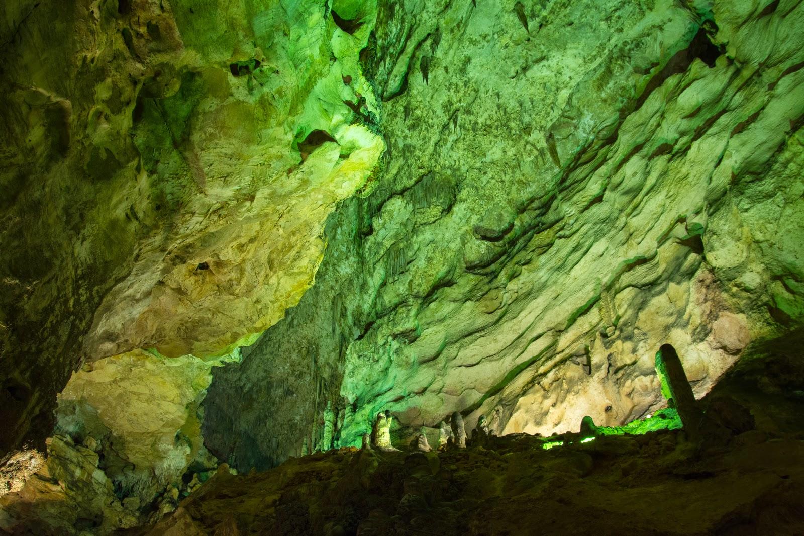 Carlsbad Caverns: Natural Entrance Tour