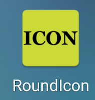 square launcher icon