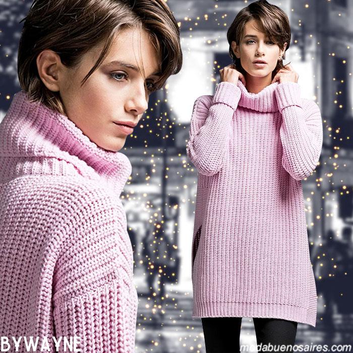Moda otoño invierno 2019. Sweaters tejidos otoño invierno 2019.