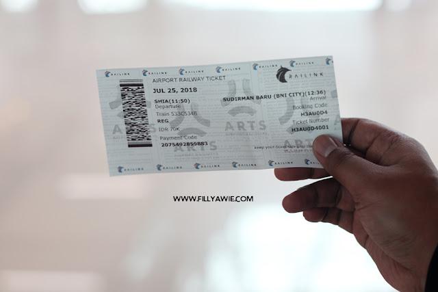 'cara beli tiket kereta bandara'