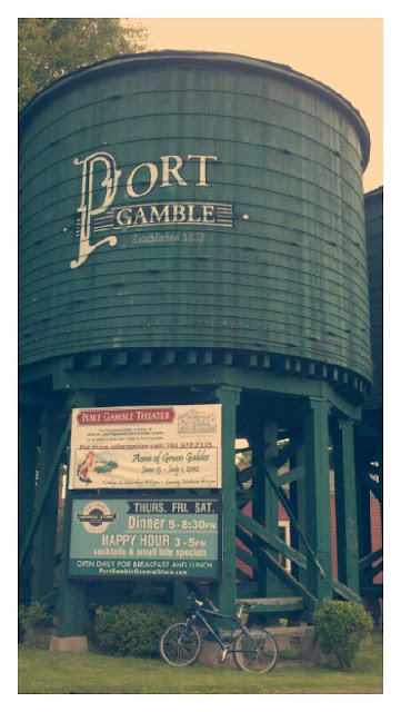 cycling port gamble