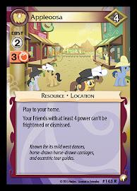 My Little Pony Appleoosa Equestrian Odysseys CCG Card