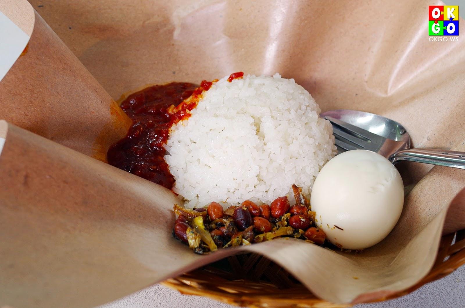Kin Wah Nasi lemak