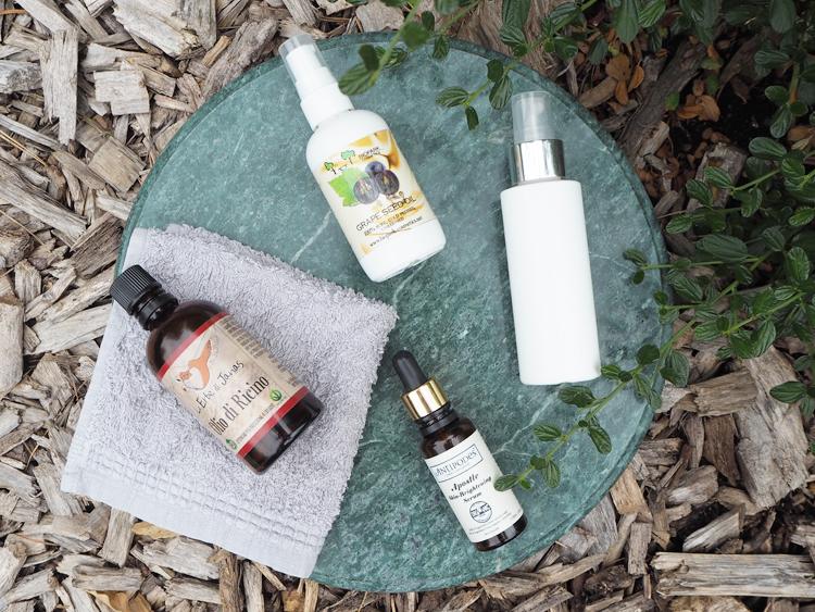 Abendliche Gesichtspflege für reine Haut | Minimalismus, Zero Waste