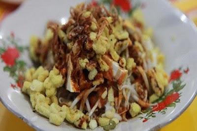 Resep membuat Nasi Lengko Khas Ceribon