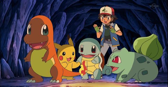 Yêu thích seri Pokemon, lên ngay Twitch xem toàn bộ Season
