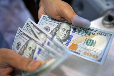سعر الدولار اليوم, الدولار يسجل ادنى مستوى,