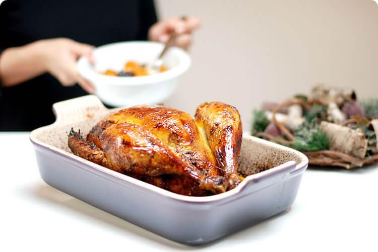 10 recetas para triunfar en navidad- capón relleno