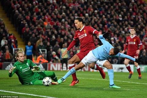 Chiến thuật tốt giúp Liverpool đè bẹp Man City