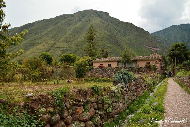 Hacienda à Yucay, Pérou