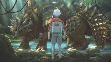 Godzilla Singular Point Episode 5