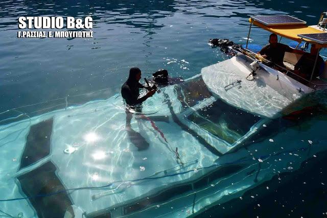 Βυθίστηκε σκάφος στη Νέα Κίο