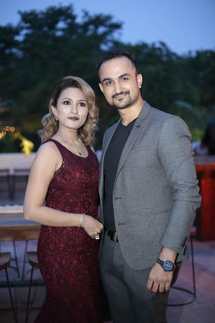 Aashmeen Munjaal and Neill Talwar