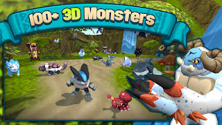 Terra Monsters 3 RPG Game For Android