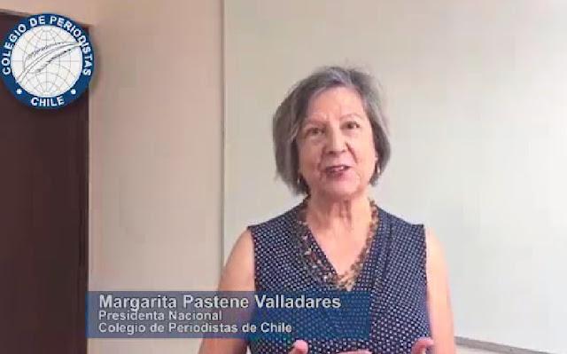 Colegio de Periodistas adhiere a las movilizaciones del Día Internacional de la Mujer