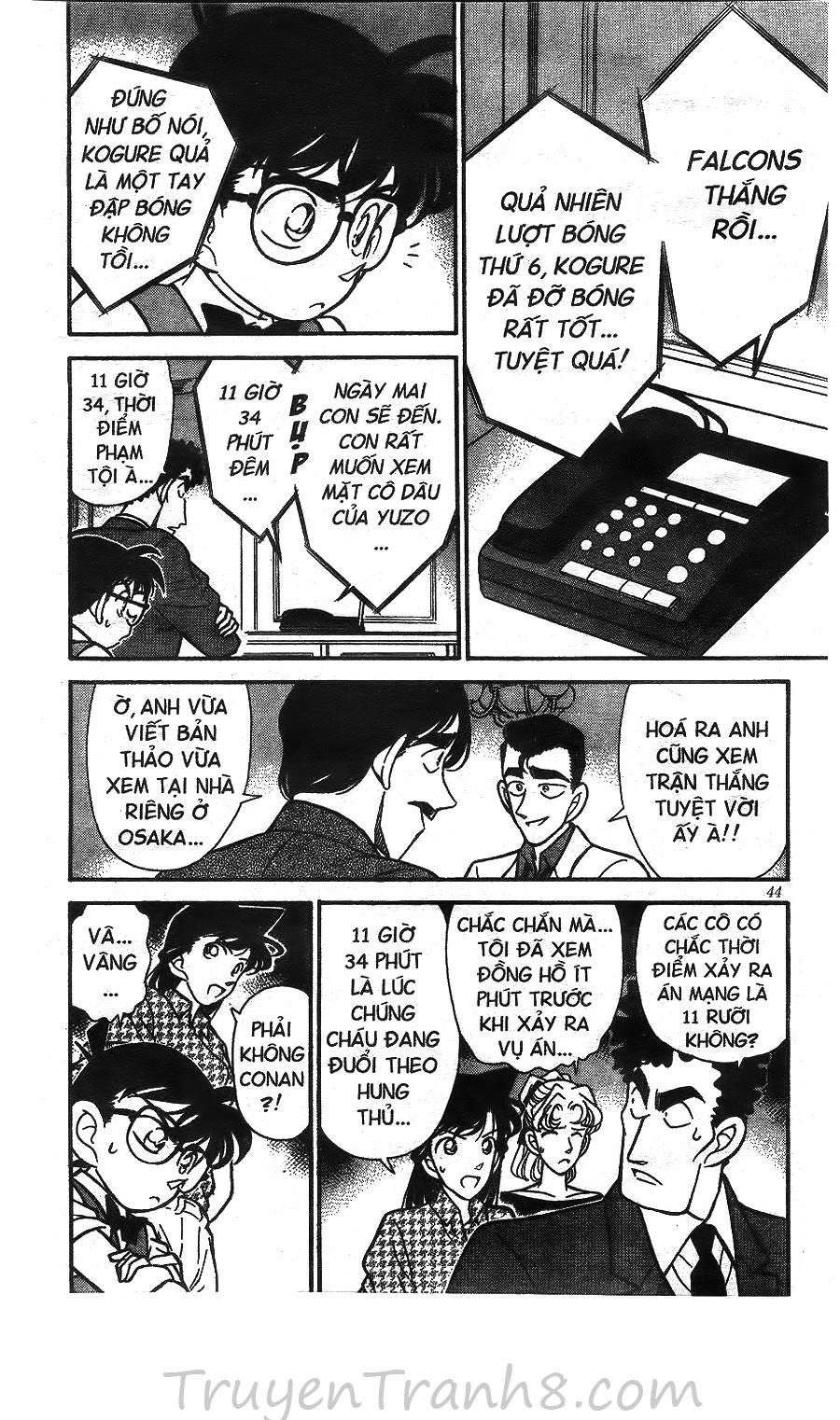 Detective Conan Chap 123 - Truyen.Chap.VN
