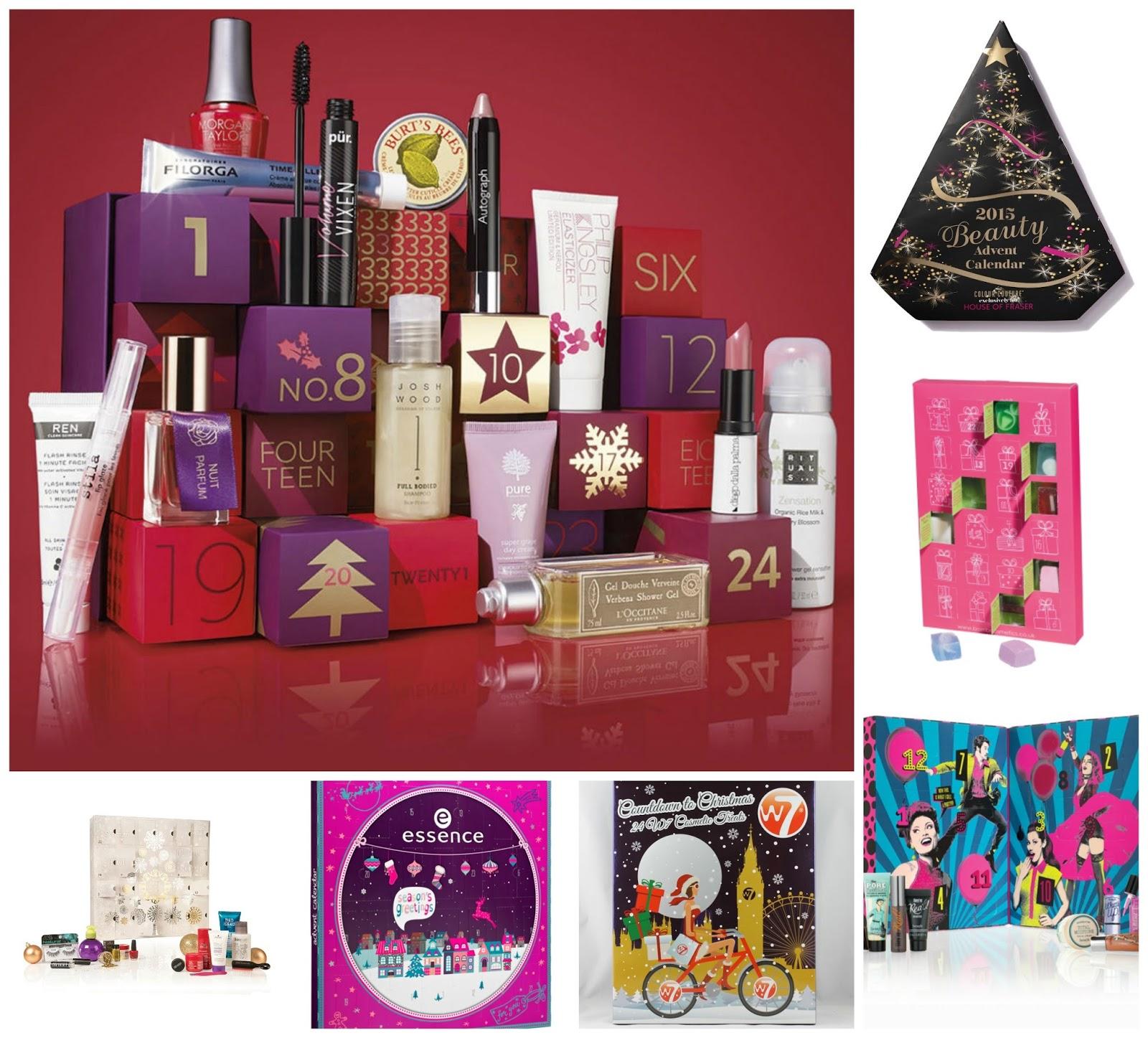 beautyqueenuk christmas beauty advent calendars 2015 updated