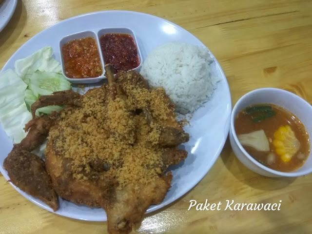 Ayam Goreng Karawaci Batam