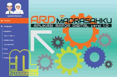 Seiring dengan diterapkannya Aplikasi Rapor Digital Madrasah  Panduan Mengerjakan Aplikasi ARD Madrasah