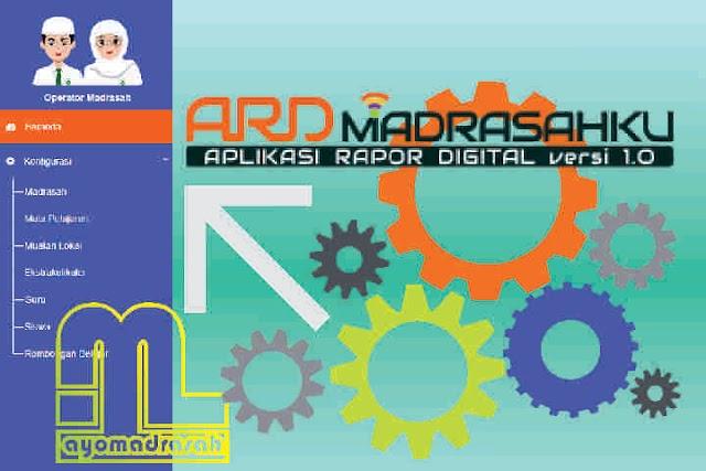 Panduan Mengerjakan Aplikasi Ard Madrasah