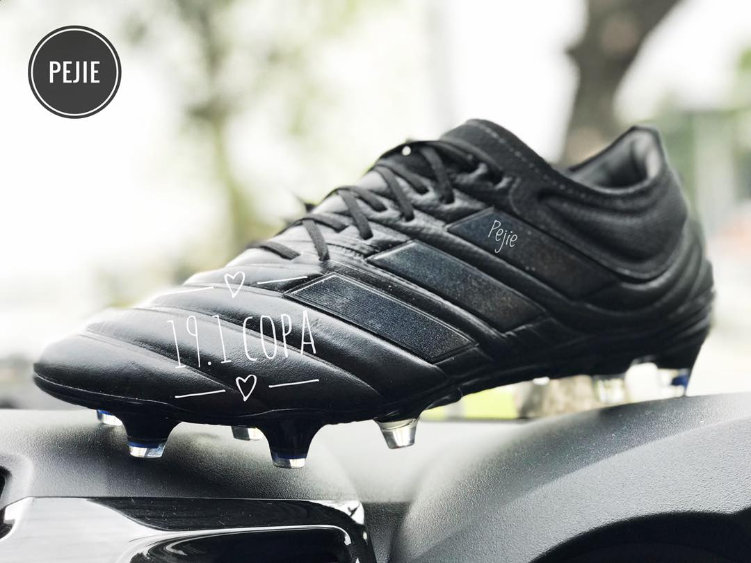 the best attitude 9f201 14de8 Adidas Copa 19 Archetic Pack - Core Black  Core Black  Solar Blue
