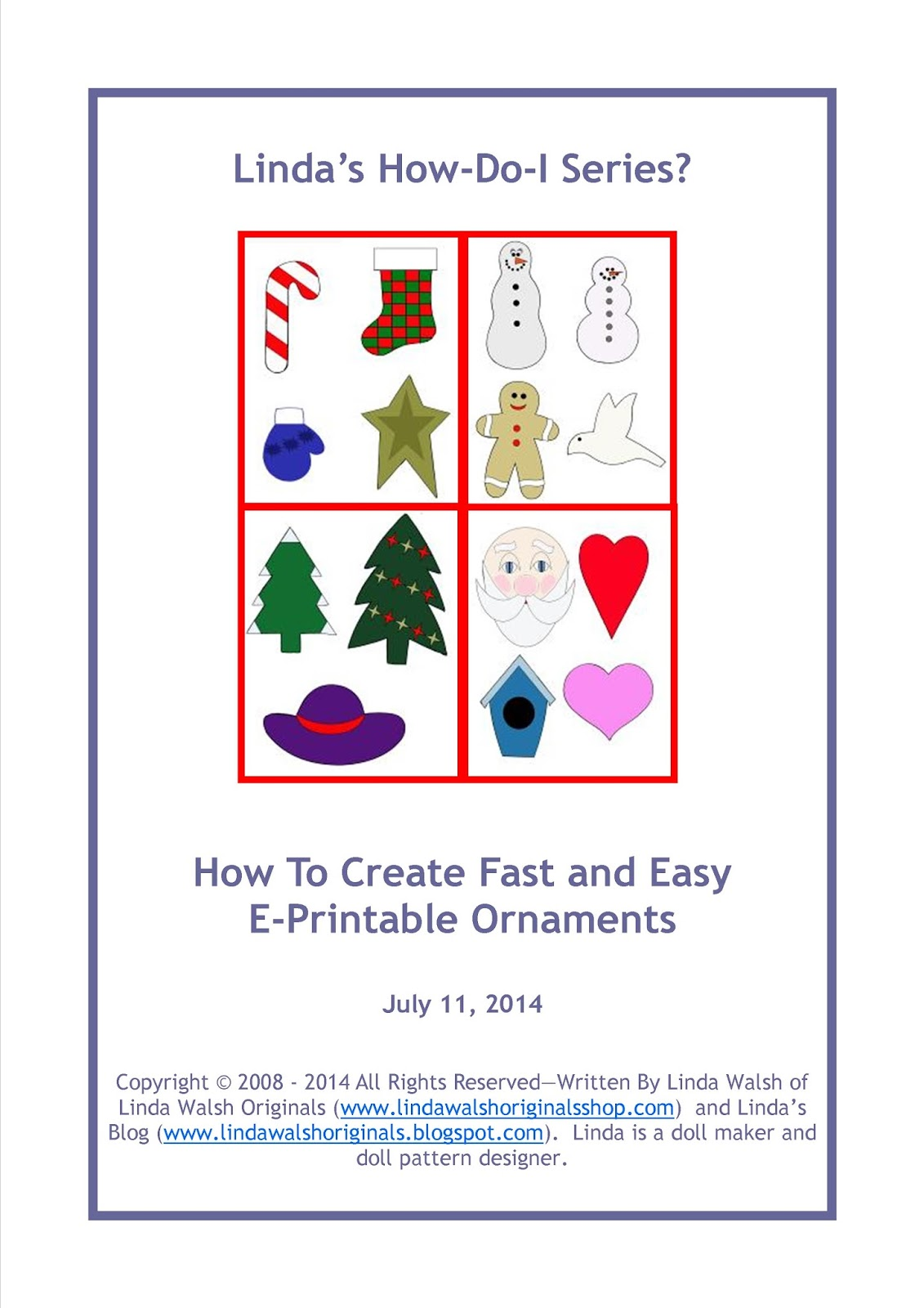 How To Make A Quick Book Cover : Linda walsh originals dolls and crafts s how