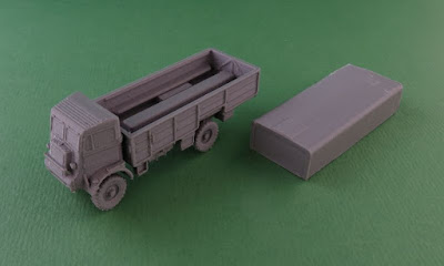 Bedford QLT Troop Carrier picture 1